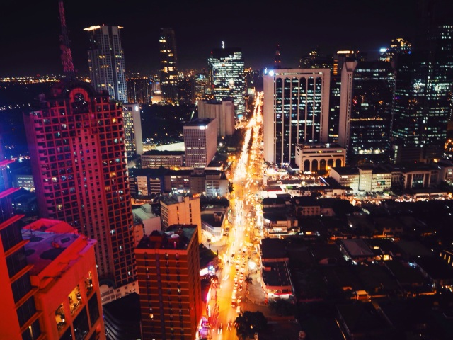 Makati – this hart